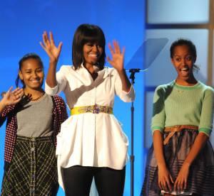 Michelle Obama, Katy Perry, Eva Longoria : les debuts de l'investiture en images