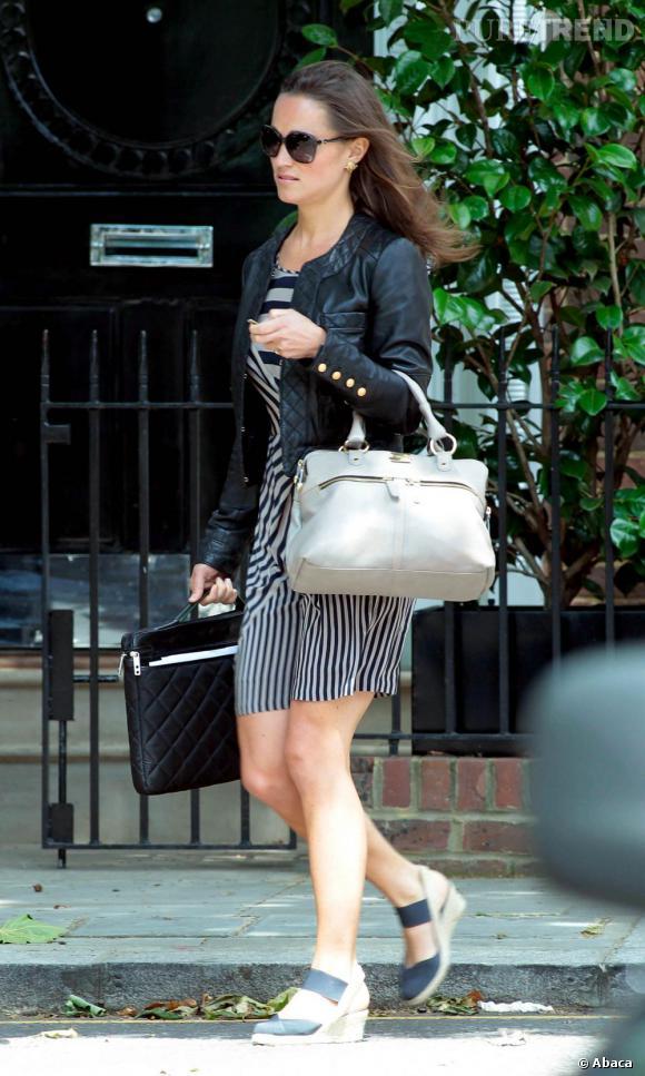 Pippa Middleton et ses sacs Modalù font scandale.