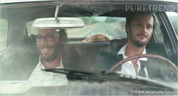 Nicolas Duvauchelle et Philippe Rebbot, un casting aussi drôle que touchant pour ''Mariage à Mendoza''.