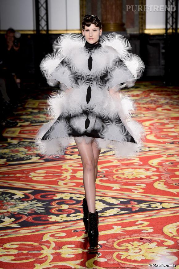 Best-of Haute Couture Printemps-Eté 2013 : ce qu'il ne fallait pas rater Défilé Iris Van Herpen