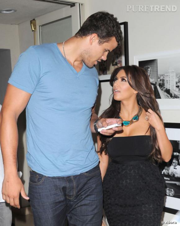 Kim Kardashian et Kris Humphries ne sont toujours pas divorcés.