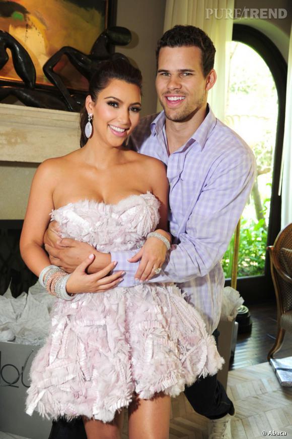 Kim Kardashian, son bébé pourrait porter le nom de Kris Humphries ... 1929c0e51e5