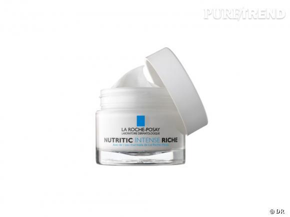 10 crèmes anti-coup de froid Nutritic Intense Riche de La Roche-Posay, 21 €Son plus : Elle calme les douleurs des peaux sèches qui tiraillent.