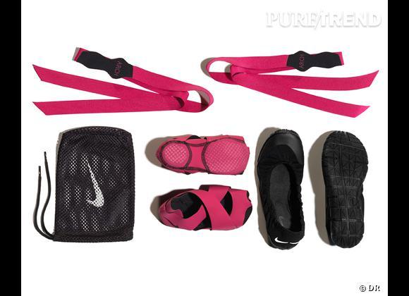 Sportswear : dans mon sac de sport pour aller au fitness Nike Studio Wrap, 123 €