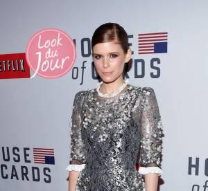 Kate Mara : poupee sage pour seduire Kevin Spacey dans House of Cards