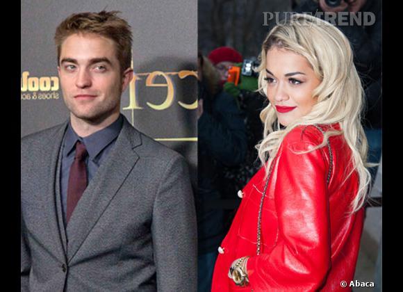 Robert Pattinson pourrait bien finir dans le lit de Rita Ora.