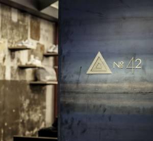 Adidas s'offre un nouveau concept store : N°42