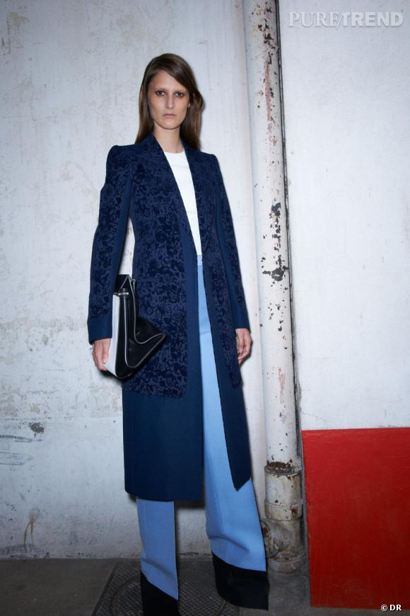 Céline collection Resort 2013 : silhouettes coups de coeur