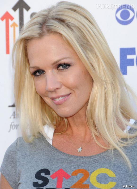 Jennie Garth a gardé un minois de jeune fille grâce au botox.