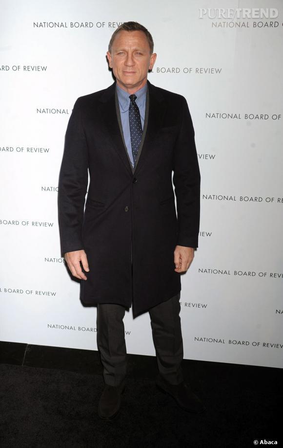 Daniel Craig fera sûrement partie de l'hommage James Bond prévu aux Oscars.