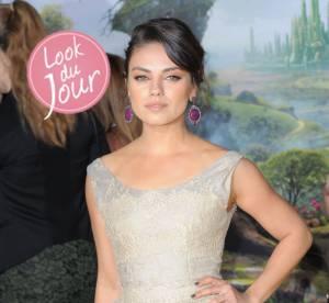 Mila Kunis, poupee sensuelle du Monde Fantastique d'Oz