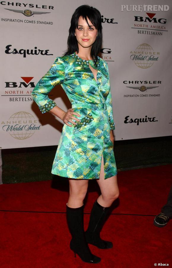 Le flop red carpet :  Ouille ! Association plus que manquée et pièces mal choisies ! Un véritable flop mode pour Katy Perry.