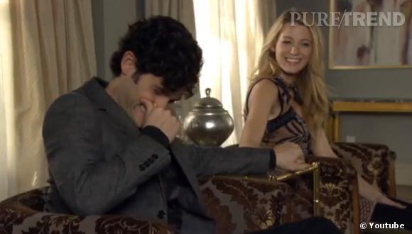 """Le plus difficile dans la saison 6 ? Dire """"Gossip Girl is dead"""" sans rire... Bonne chance Penn Bagdley !"""