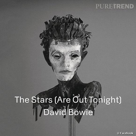David Bowie dévoilera The Stars (are tout tonight), second extrait de son album The Next Day le 26 février prochain.