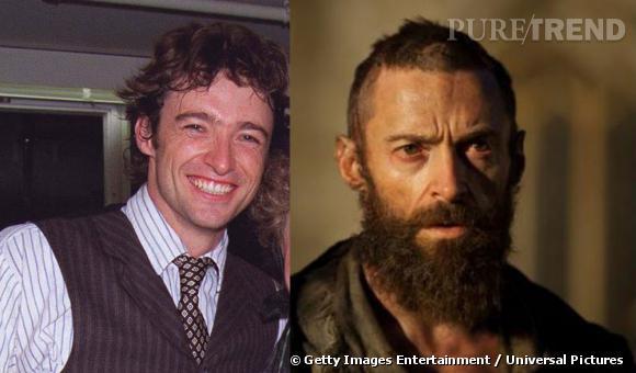 """Hugh Jackman nominé dans la catégorie meilleur acteur pour """"Les Miserables"""". Bien avant la saga X-Men qui lui a offert ses lettres de noblesse, c'est sur les planches dans """"Oklahoma"""" en 1998."""