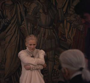 Tilda Swinton est la nouvelle heroine de Chanel