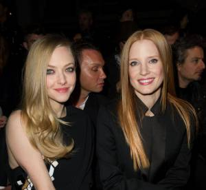 Amanda Seyfried, Jessica Chastain, Marion Cotillard : les front rows de la Fashion Week de Paris