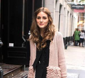 Olivia Palermo VS Bianca Brandolini d'Adda : le manteau fantaisie