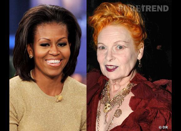 Michelle Obama nouvelle victime de Vivienne Westwood.