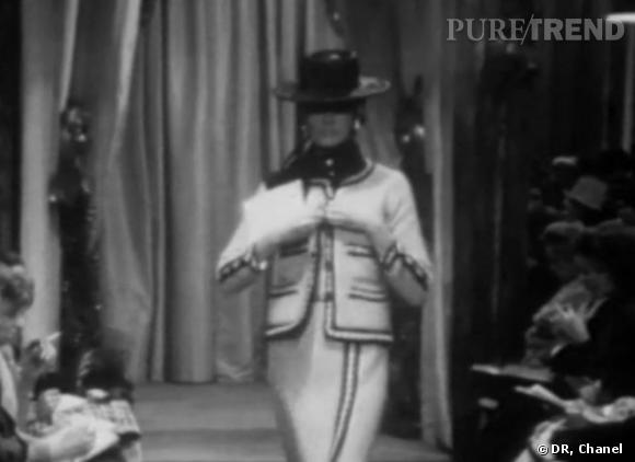 """Extrait de """"Inside Chanel Chapitre 4 : The Jacket"""""""