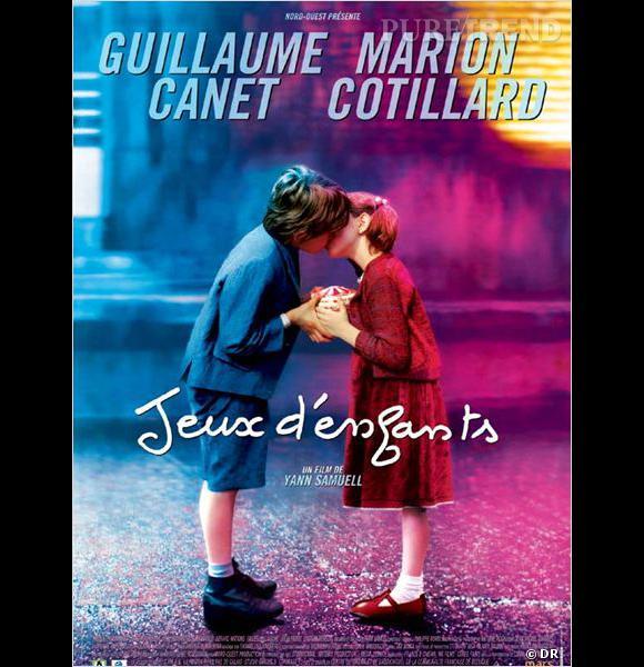 """Son meilleur rôle selon nous ? Celui de Julien dans le film culte """"Jeux d'Enfants""""? Son histoire d'amour avec Marion Cotillard (qui joue Sophie) est bouleversante."""