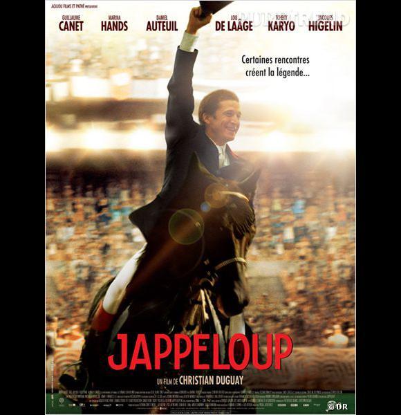 """Aujourd'hui sort """"Jappeloup"""", le film qui permet à Guillaume Canet de revenir à sa première passion : l'équitation."""