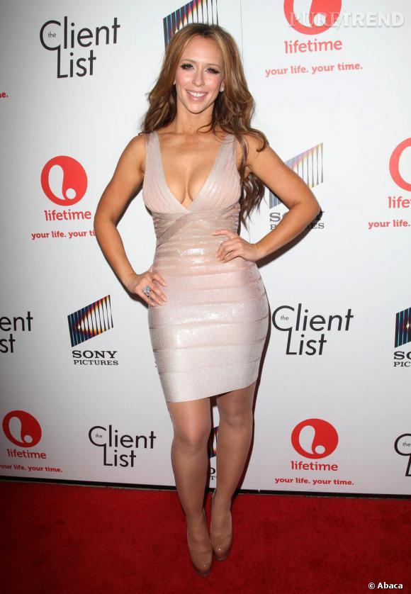 Jennifer Love Hewitt a avoué qu'elle aimerait beaucoup faire assurer... ses seins !