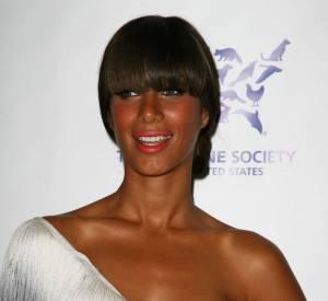 Leona Lewis ressemble ici à une tartine trop cuite.