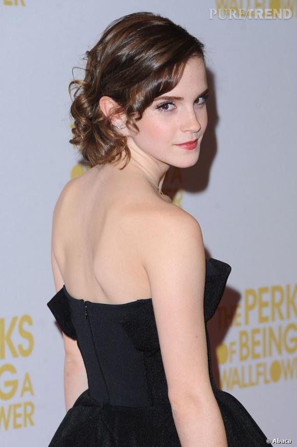"""Emma Watson nie jouer dans """"Fifty Shades of Grey""""... Est-ce une façon de brouiller les pistes ?"""