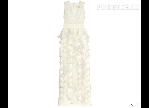 Les robes de mariée de créateur exclusives Net-a-porter.com     Robe de mariée Giambattista Valli, 5216 €