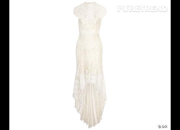 Les robes de mariée de créateur exclusives Net-a-porter.com     Robe de mariée Lover, 2793 €
