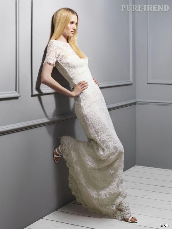 Les robes de mariée de créateur exclusives Net-a-porter.com : Issa