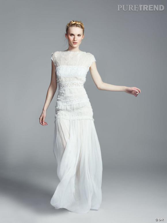 acc93dc4e12 Les robes de mariée de créateur exclusives Net-a-portercom   Nina ...