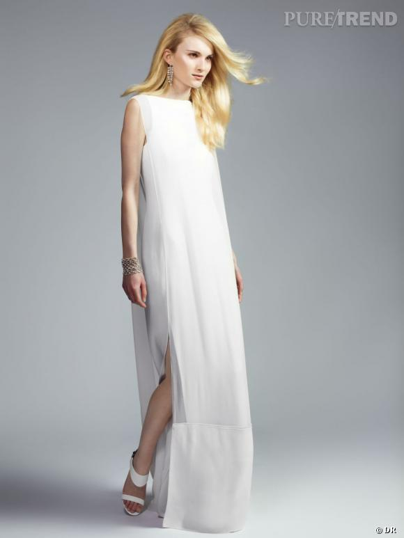 Les robes de mariée de créateur exclusives Net-a-porter.com : Hussein Chalayan