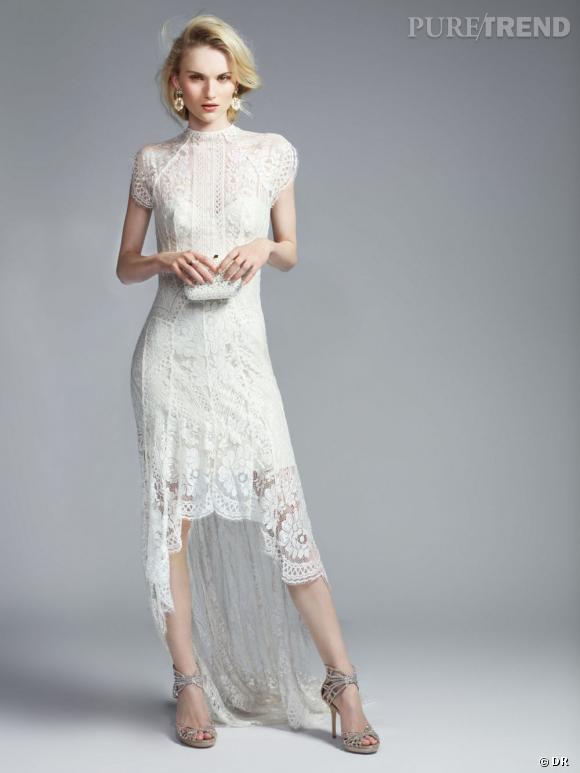 Les robes de mariée de créateur exclusives Net-a-porter.com : Lover