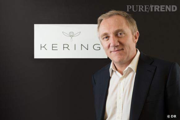 François-Henri Pinault, président de PPR bientôt Kering.