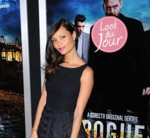 Thandie Newton, un come-back remarque sur red carpet comme sur petit ecran