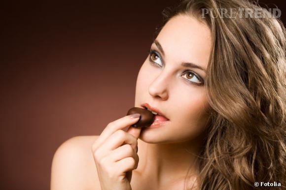 5 raisons de manger du chocolat.