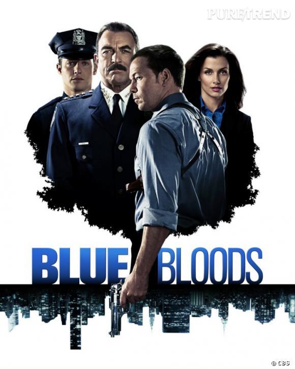 """Les séries policières fonctionnent bien. """"Blue Boods"""" commence sa saison 4."""