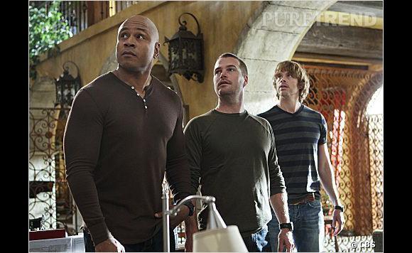 """La déclinaison de """"NCIS"""", """"NCIS Los Angeles"""", obtient une cinquième saison !"""