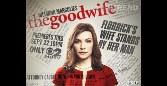 """""""The Good Wife"""" surfe sur son succès et s'offre une saison 5."""