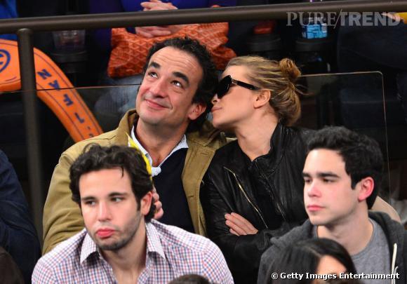 Mary Kate Olsen et Olivier Sarkozy, une affaire qui roule.