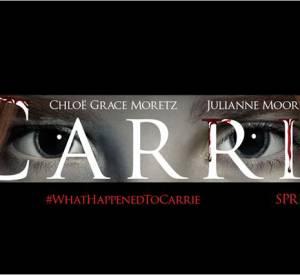 """Carrie"", le premier trailer avec CHloe Moretz et Julianne Moore."