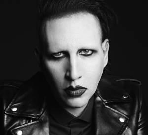 Music Project par Hedi Slimane avec Marilyn Manson.