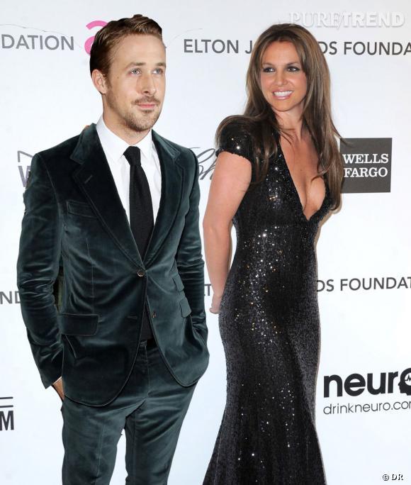 Ryan Gosling a avoué que lors de son époque Disney, il avait un crush sur Britney Spears et qu'ils jouaient au jeu de la bouteille ensemble...