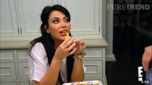 Kim Kardashian qu'on a plutôt l'habitude de voir dans son reality show va également monter sur scène pour les MTV Movie Awards.