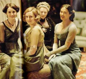 Downton Abbey va lancer sa ligne de vetements