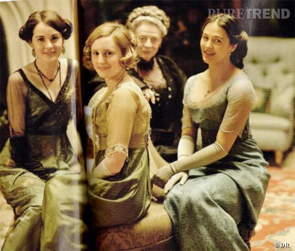 Downton Abbey s'apprête à lancer sa ligne de prêt-à-porter.
