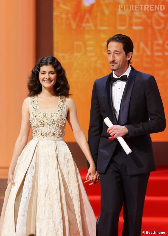 Audrey Tautou sera la maîtresse de cérémonie du Festival de Cannes 2013.