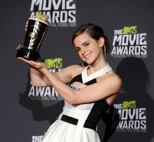 MTV Movie Awards 2013 : Emma Watson, Jennifer Lawrence, Avengers... Les gagnants